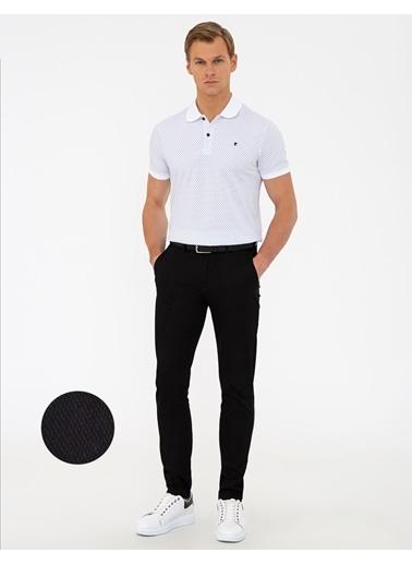 Pierre Cardin G021Gl078.000.1290352.Vr046 Spor Pantolon Siyah